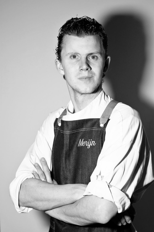 Merijn Reijnders - Chef-kok Brasserie ThuisHaven